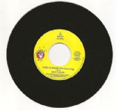 SALE ITEM - Levi Roots - King Of Kings (The Crowning) (Sound Box) UK 7""